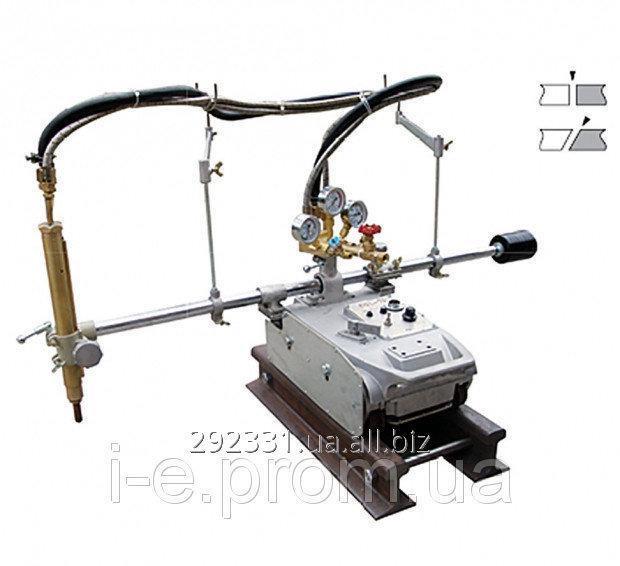 Портативная самоходная машина CG1-75 для термической резки металла