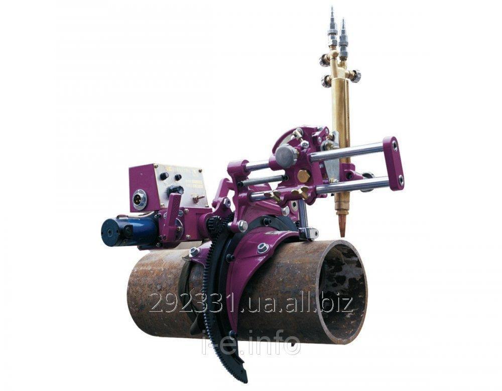 Седельная газо-кислородная машина профилирования труб НК-500