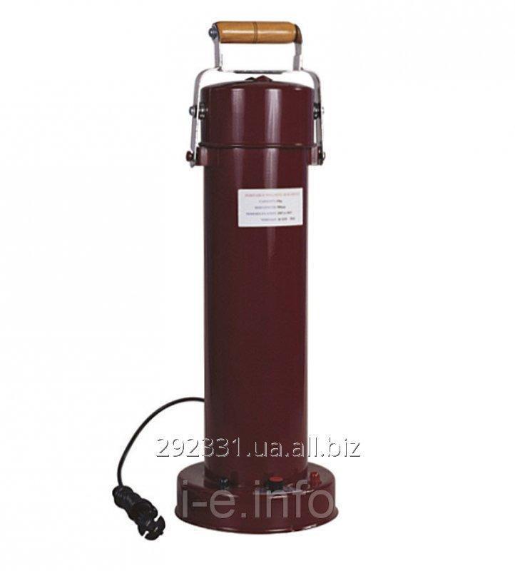 Термопенал для прокалки и сушки электродов S-10 с регулируемой температурой