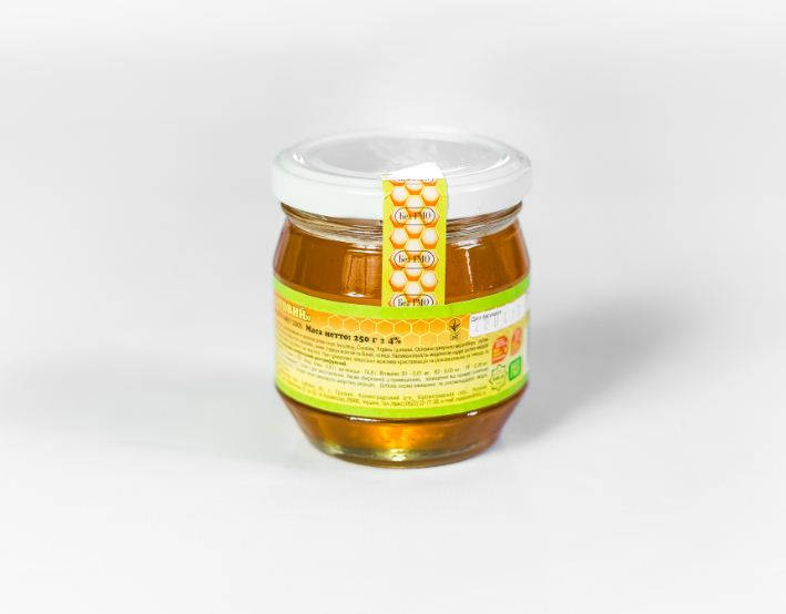Мед луговой 250 г