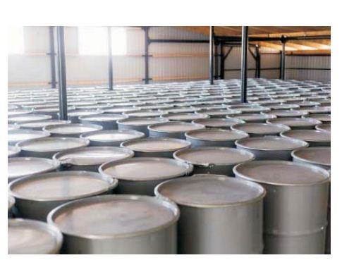 Мед натуральный наливом в металлических бочках