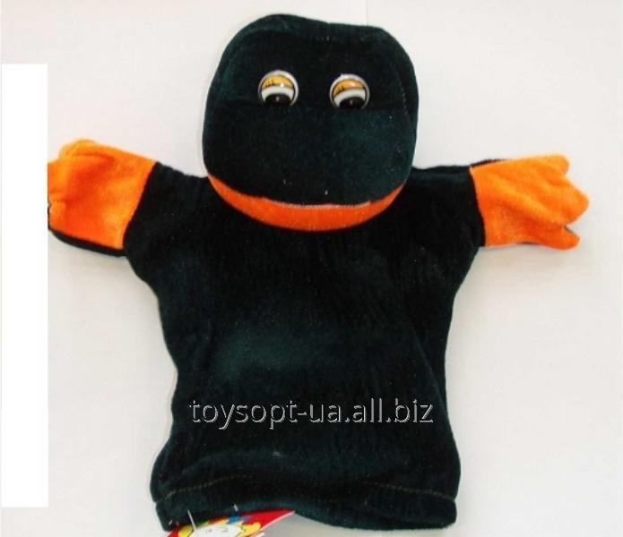 М0193 Игрушка-перчатка Лягушонок (шт.)