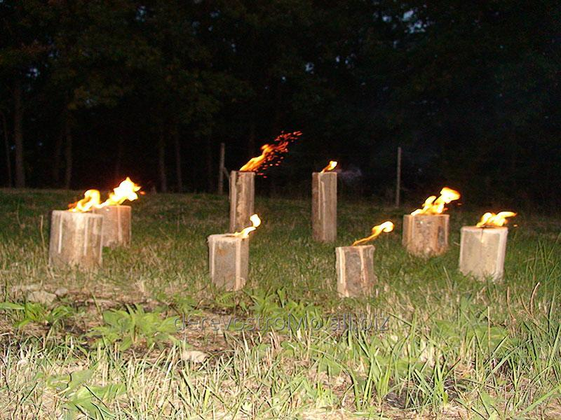 Купить Шведский факел