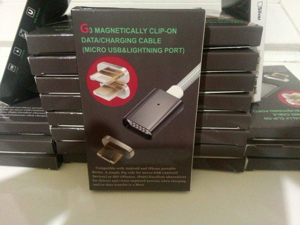 Купить Магнитный кабель(usb) заряда 2 в 1