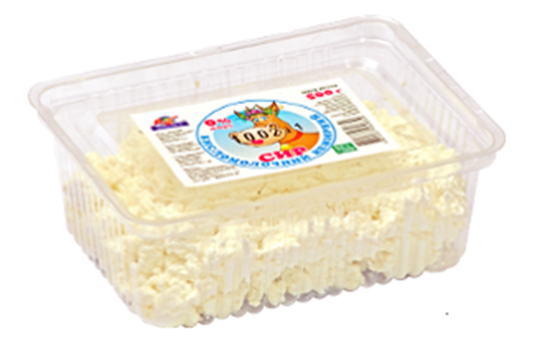 Купить Творог обезжиренный 0%, сыр кисломолочный обезжиренный