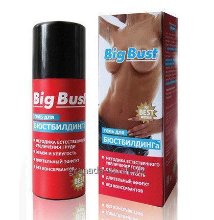 Крем Big bust Биг бюст для увеличения объёма груди