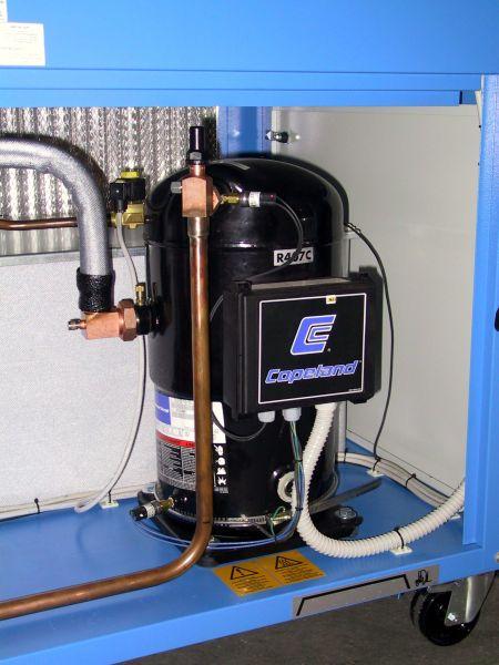 Чиллер (чиллеры, холодильник, охладитель жидкости) - холодильный агрегат