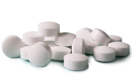 Соль в таблетках ДСТУ 3583 - 97