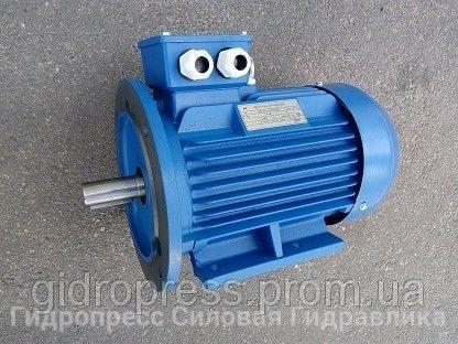 Купить Электродвигатель АИР 225 M2 (3000 об/мин, 55 кВт, 380В)
