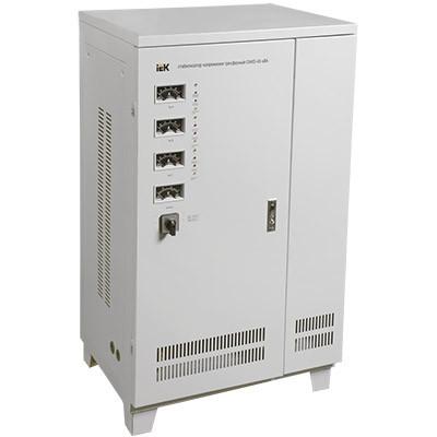 Стабилизатор напряжения IEK СНИ3-45 кВА трёхфазный 380 вольт