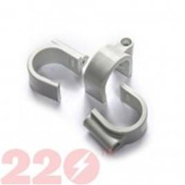 Крепеж кабельный, круглый, D 18 мм 50, эт0418