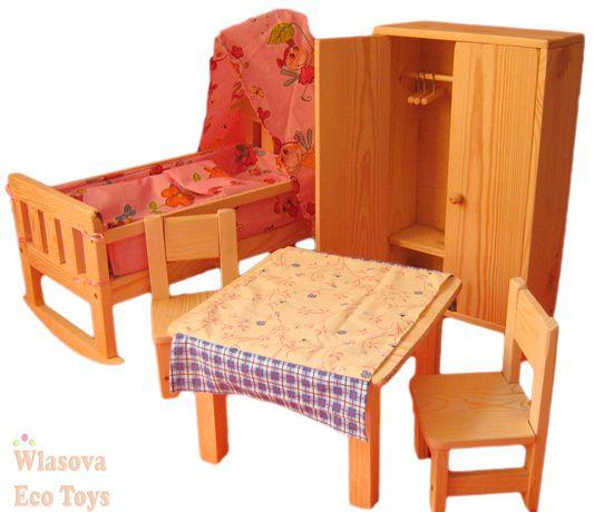 мебель для кукол до 50 см марийка1 купить в киеве
