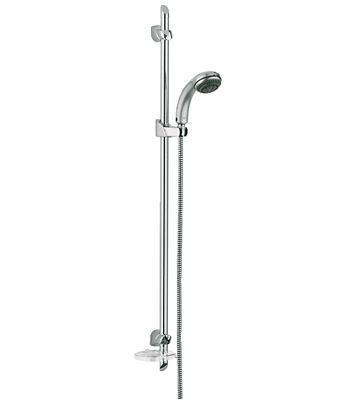 Shower Set With Grohe Bar The Relexa Lift Collection With A Soap