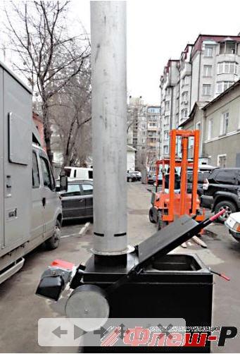 Утилизаторы УТ 100