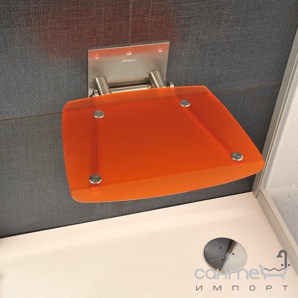 Buy Sitting of Ravak OVO-B-Orange B8F0000017