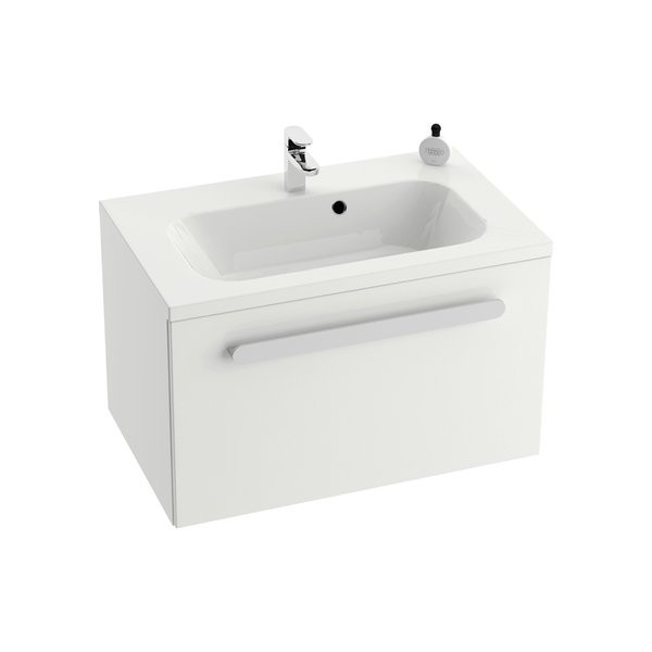 Купить Шкафчик Ravak Chrome 600 белый/белый X000000530