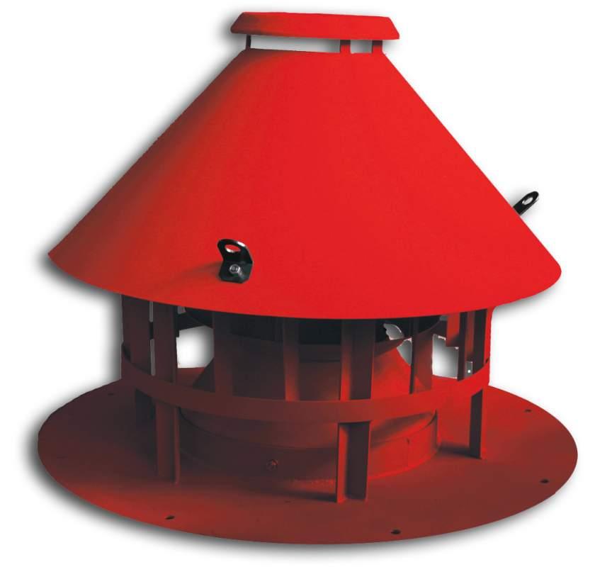 Купить Вентилятор крышный вкр