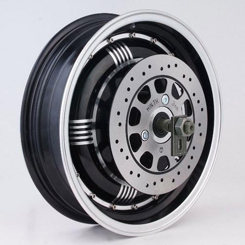 Купить Мощное мотор-колесо для скутера по самой низкой цене в Украине