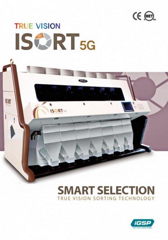 IGSP Isort 5GR7 True Vision Color Sorter