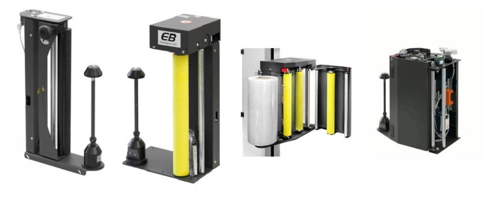 PKG freezer pallet wrapper E-Discovery MB