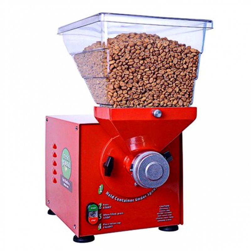 Feli NBM-100 Machine for rubbing nuts 80 kg/h