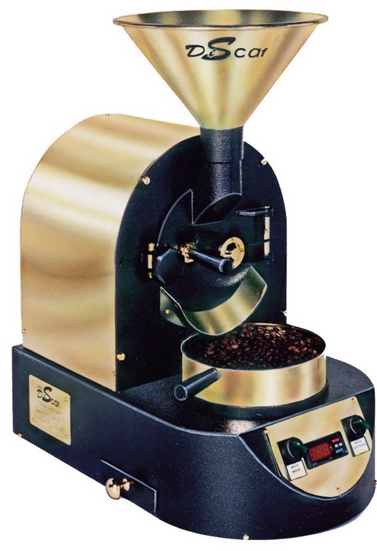 Discaf Сoffee Roasters TN-1 up to 2 kg/h