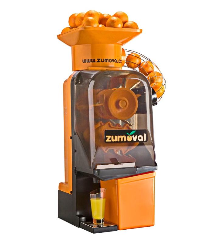 Zumoval Squeezer Machines Minimatic Juicer for pomegranates 15 pcs/min