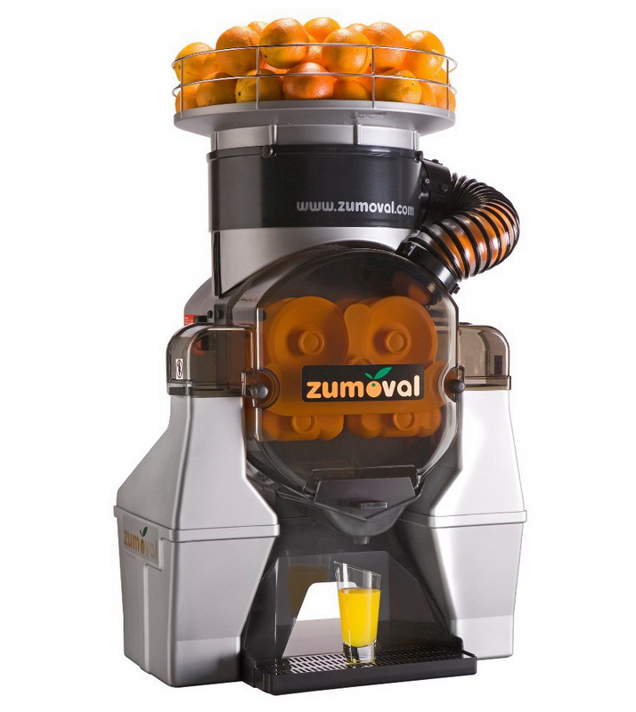 Zumoval Squeezer Machines Top Juicer for fast food 28 pcs/min
