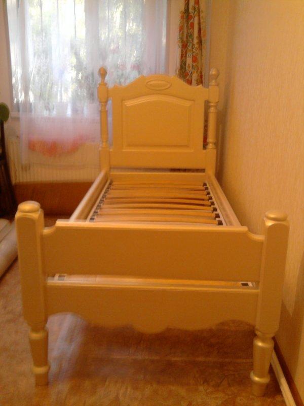 Купить Кровать односпальная