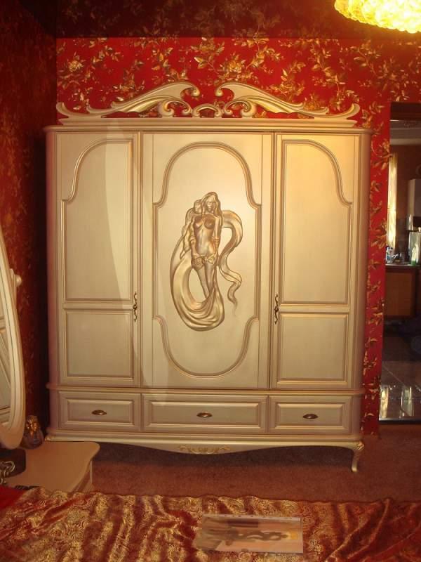 Шкаф Белая ночь