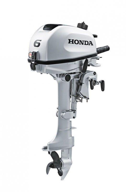 Лодочный мотор Honda BF 6 AH SHU