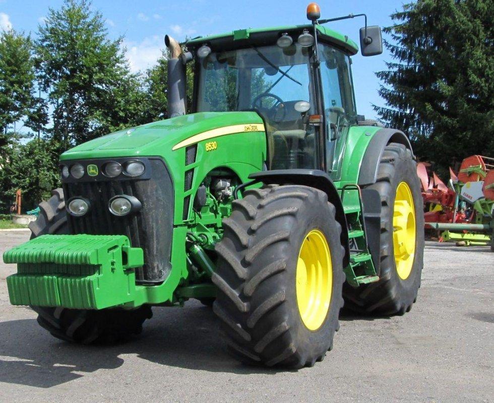 Купить Трактор John Deere 8530 2008 года