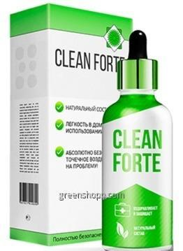 Buy Clean Forte (Forte Wedge) - Drops from gastritis
