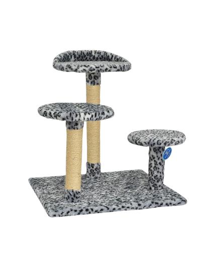 Дряпка для кошек Три грибка  (105111)