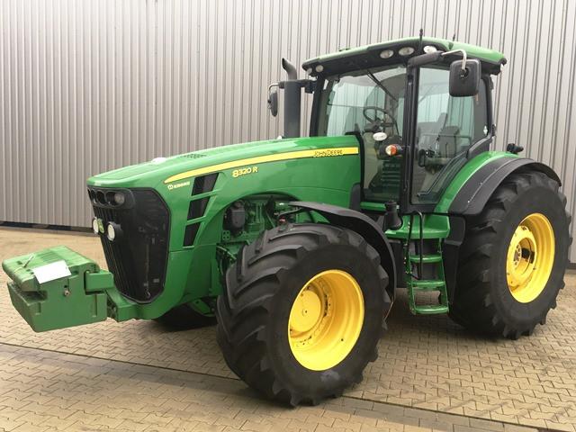 Купить Трактор John Deere 8320R 2011 года