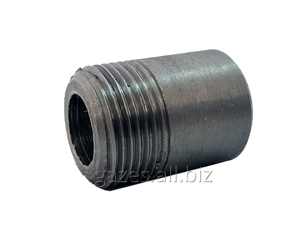 """Резьба стальная приварная  3/4"""" DN20 цилиндрическая под приварку"""