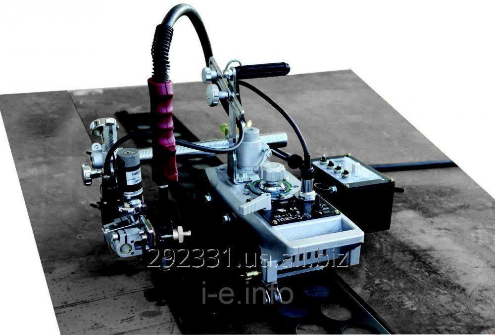 Самоходная тележка HK-12MAX-3S для механизации плазменной резки и сварки MIG/MAG