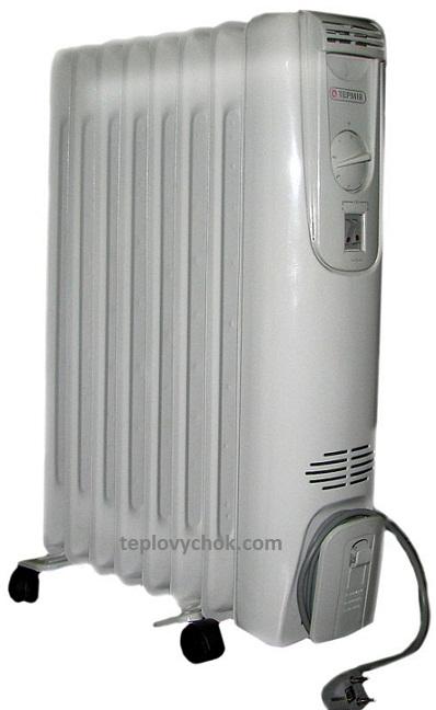 Масляный радиатор Термия Н 1020