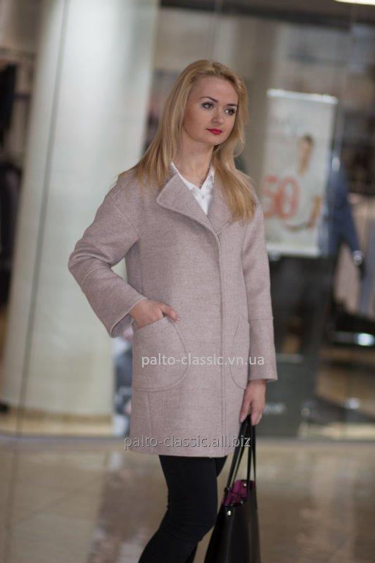 Купити Жіноче демісезонне пальто