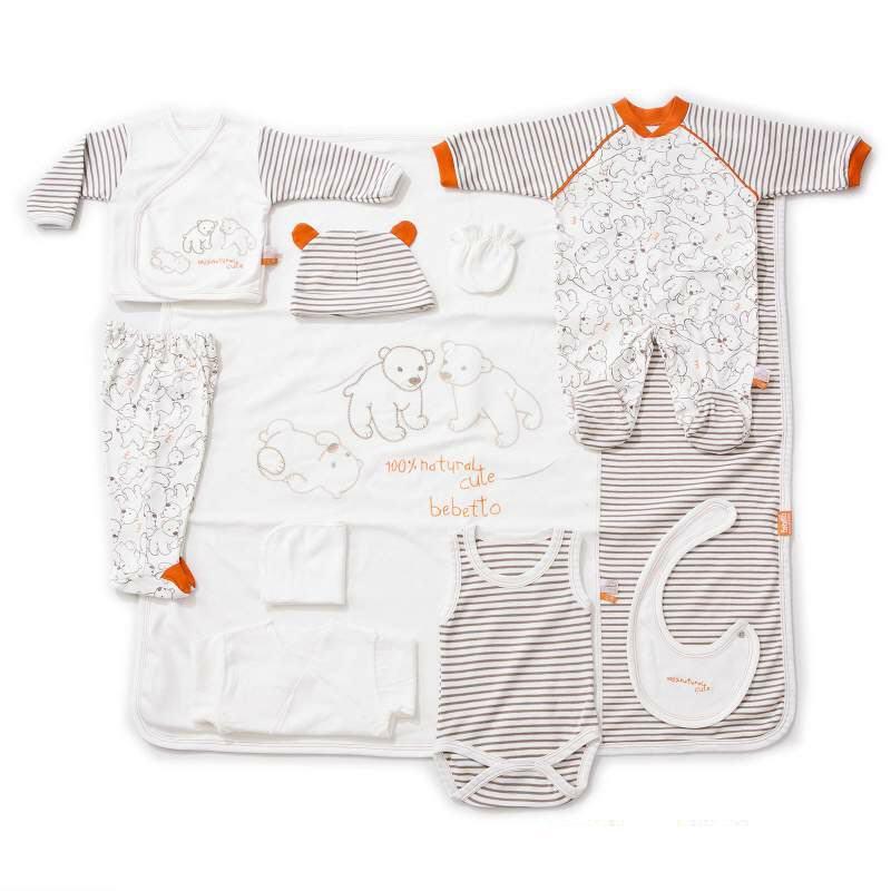Подарункові набори для немовлят ТМ Bebetto купити в Київ c8e72a1ab9cd5