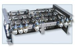 Blocks crane BR6FU2, IRAK resistors