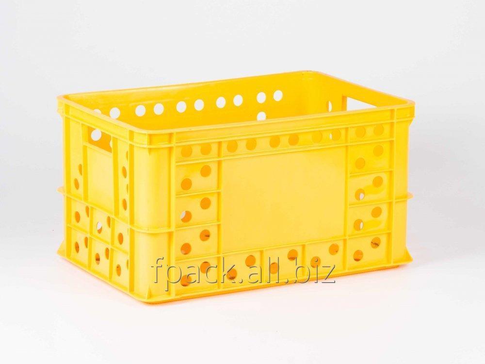 Ящик п/е хлібний 324