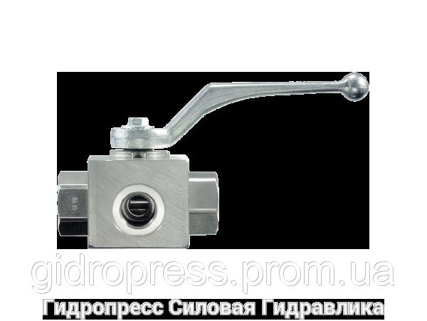 Купить Шаровой кран 3-ходовой BK 3 T-образная форма DIN ISO 228 PTFE - FKM, Нержавеющая сталь Rubrik 13.15