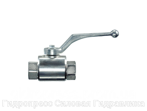Купить Шаровой кран сталь нержавеющая RKH - For Compression Fitting Light Series DIN 2353 PTFE - FKM Rubrik 13.10