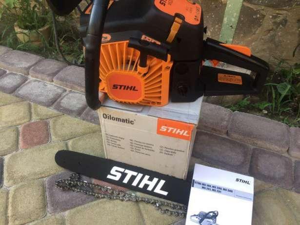 Купить Бензопила STIHL MS 291 (Штиль) 4,2 Квт /56 см³ / Германия/ Гарантия!