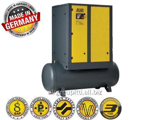Воздушный винтовой компрессор COMPRAG AR-0708, 7,5 кВт, 8 бар