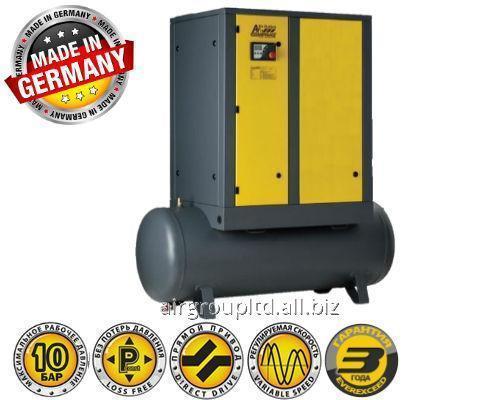 Воздушный винтовой компрессор COMPRAG AR-1510, 15 кВт, 10 бар