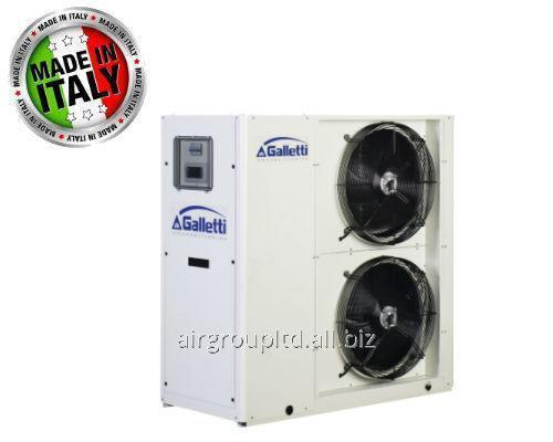 Чиллер для охлаждения оборотной воды (охлаждение жидкости, охладитель воды). Промышленный чиллер