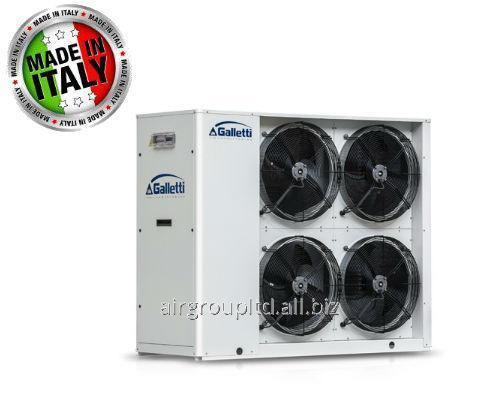Система промышленный чиллер - фанкойл GL Ч-153