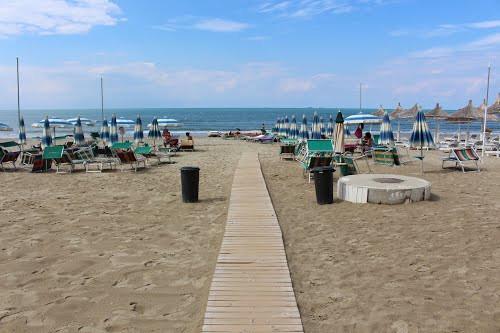 Пляжные дорожки или Трапики